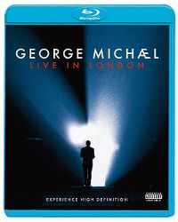 Cover George Michael - Live In London [DVD]